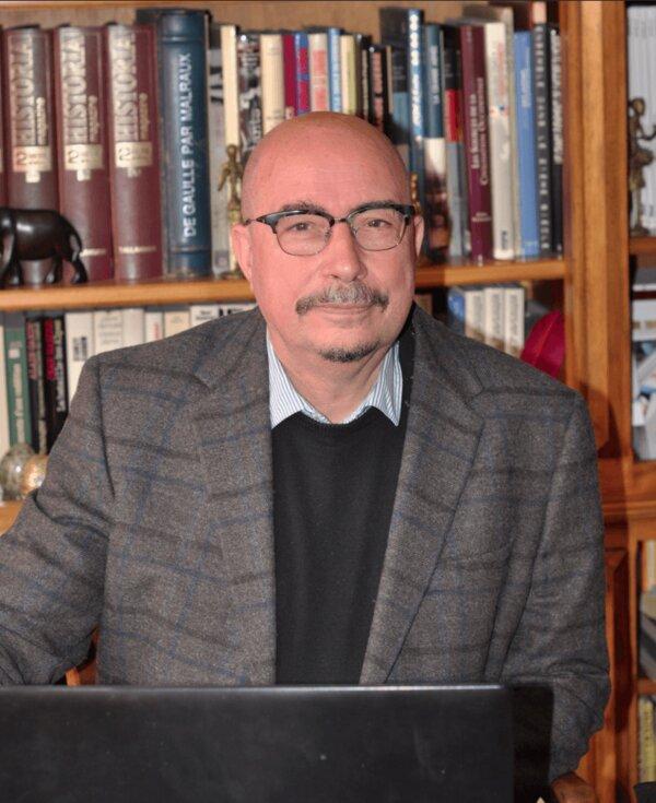 Luc Rémond, maire de Voreppe