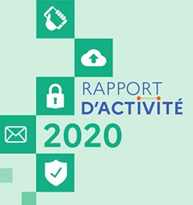 Publication du rapport d'activité de Cybermalveillance.gouv.fr
