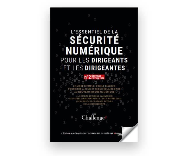 """Guide """"L'essentiel de la sécurité numérique pour les dirigeants et dirigeantes"""" de CEIDIG"""