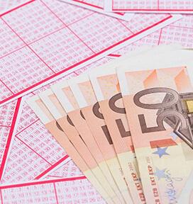 Les escroqueries à la loterie