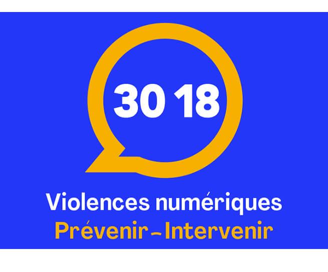 Cyberharcèlement : le numéro vert Net Ecoute devient le 3018